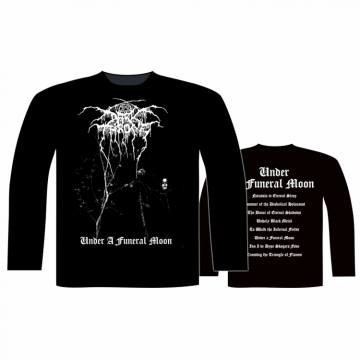 Under A Funeral Moon Album-Darkthrone 51768