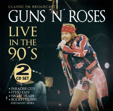 Live In The 90's-Guns'n Roses 53866