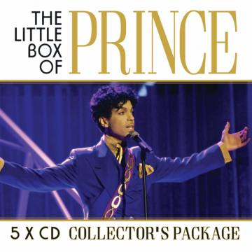 The Little Box Of Prince-Prince 53222