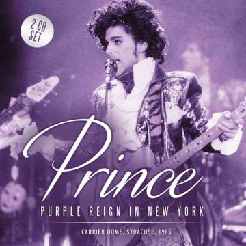 Purple Reign In New York-Prince 53053