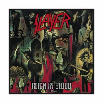 Reign In Blood-Slayer 55960
