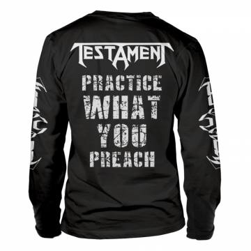 Practice What You Preach-Testament 57106