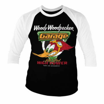 Garage-Woody Woodpecker-Disney 58076